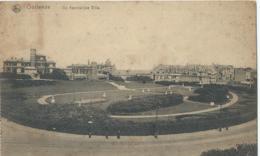 Oostende - Ostende - De Koninklijke Villa - 1918 - Oostende