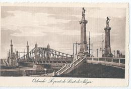Oostende - Ostende - Le Pont De Smet De Nayer - Edition V.G. - Oostende