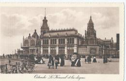 Oostende - Ostende - Le Kursaal Et La Digue - Edition V.G. - Oostende