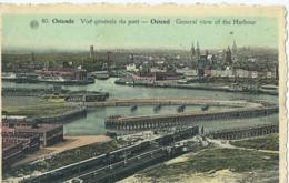 Oostende - Ostende - Vue Générale Du Port - Albert No 80 - Oostende