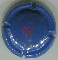 CAPSULE-CHAMPAGNE COTE DES BAR N°03 Bleu - Autres