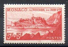 MONACO - YT N° 194 - Neuf ** - MNH - Cote: 170,00 € - Monaco