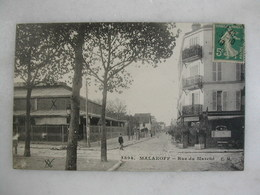 MALAKOFF - Rue Du Marché - Malakoff