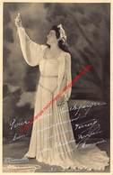 Huberte Vecray - Opera Don Giovanni - Gehandtekend Foto 11x17,5cm - Photos