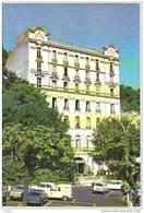 Carte Postale  63.  Royat  Hotel Richelieu **  Renault 4L - Royat