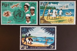 Fiji 1968 WHO Anniversary MNH - Fidji (...-1970)