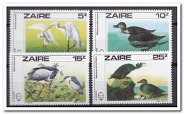 Zaïre 1985, Postfris MNH, Birds - Zaïre