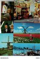 Lot De 1 640 Cartes Postales EUROPE - 500 CP Min.