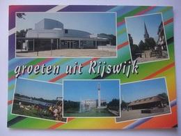 N38 Ansichtkaart Groeten Uit Rijswijk - Nederland