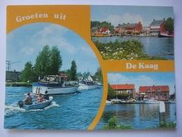N38 Ansichtkaart Groeten Uit De Kaag - 1977 - Nederland