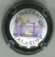 CAPSULE-CHAMPAGNE MALAKOFF N°02 Noir - Malakoff (Kasteel)