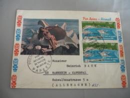 Tahiti Polynesie Francaise  Lot  5 Lettre - Storia Postale