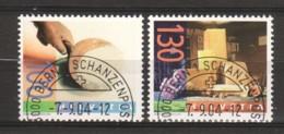 Switzerland 2004 Mi 1890-1891 Canceled - Oblitérés