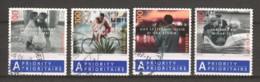 Switzerland 2005 Mi 1906-1909 Canceled - Oblitérés