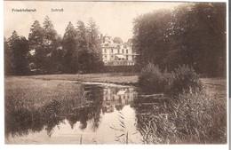Friedrichsruh - Schloß - Von 1912  (4252) - Friedrichsruh