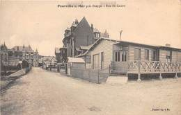 POURVILLE SUR MER Près Dieppe - Rue Du Casino - France