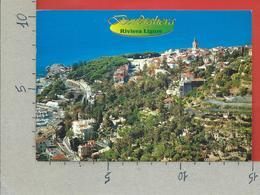 CARTOLINA VG ITALIA - BORDIGHERA (IM) - Il Borgo Antico - 10 X 15 - 2000 - Imperia