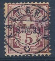 "HELVETIA - Mi Nr 52 - Cachet ""KALTBRUNN"" - (ref. 1644) - Gebraucht"