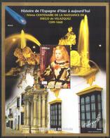1852 ✅ Art Painting Pictures Velazquez Astronomy Space Comet 1998 Guinea S/s MNH ** - Arte
