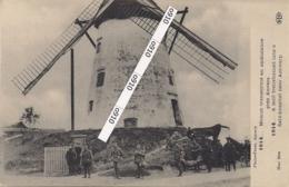 "ANTWERPEN-ANVERS 1STE WERLDOORLOG "" MOULIN TRANSFORME EN AMBULANCE"" - Guerre 1914-18"