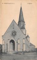 SIERVILLE - L'Eglise - France