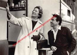 Vina Bovy & Louis Mariano 1959 - Opera - Photo 10,5x15cm - Photos