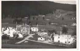 88 GERARDMER  Incendie Volontaire De 1944  Trois Maisons ? - Gerardmer