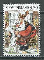Finlande YT N°1333 Noel 1996 Oblitéré ° - Finlande