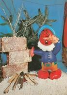 Sleepy Dwarf Doll Old Postcard Walt Disney - Andere