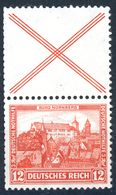 S 100 (Nothilfe 1921) Postfrisch - Zusammendrucke