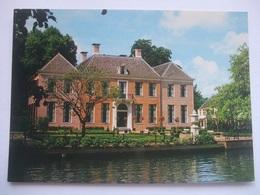 N40 Ansichtkaart Breukelen - Gemeentehuis - 1985 - Breukelen