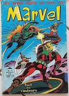 MARVEL N° 11 (LUG) Grand FORMAT. 1971. Voir Les Scans - Marvel France