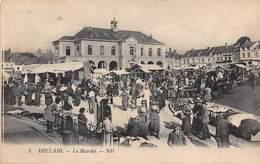 DUCLAIR - Le Marché - Duclair