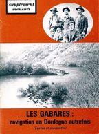 Bibliothèque De Travail Supplément N°456 Au N°931 : Les Gabares De Collectif (1983) - Libri, Riviste, Fumetti