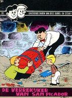 Dees Dubbel En Cesar 31 - De Verrekijker Van San Picador (1ste Druk) 1973 - Boeken, Tijdschriften, Stripverhalen