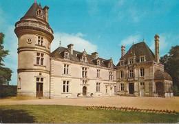 SAINT-CYR EN TALMONDAIS. - Château De La Court D'Aron. Gros Plan - Frankrijk