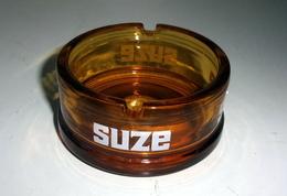 Cendrier Rond En Verre Suze - Glass