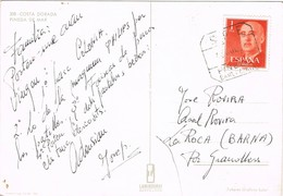 34805. Postal PINEDA De MAR (Barcelona) 1964. Fechador S.P.E. Servicio Postal Especial - 1931-Aujourd'hui: II. République - ....Juan Carlos I