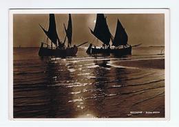 RICCIONE:  BASSA  MAREA  -  FOTO  -  PER  LA  SVIZZERA  -  FG - Tegenlichtkaarten, Hold To Light