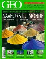 Géo N°390 : Saveurs Du Monde De Collectif (2011) - Ohne Zuordnung