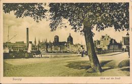Danzig - Blick Auf Die Stadt - Polen