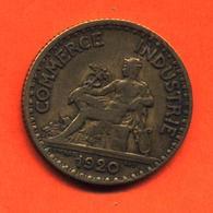 Monnaie De 1 Franç Chambre De Commerce Domard 1920 - H. 1 Franco