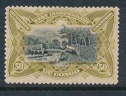 BELGIAN CONGO COB 25 LH - 1894-1923 Mols: Neufs