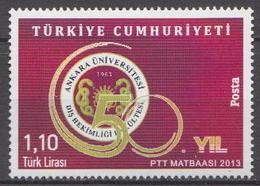 Turkey MNH Stamp - 1921-... Repubblica