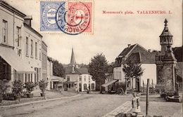 VALKENBURG MONUMENT'S PLEIN - Valkenburg