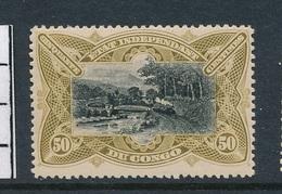 BELGIAN CONGO COB 25 MNH - 1894-1923 Mols: Neufs
