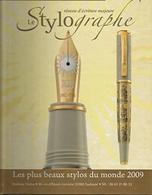 Le Stylographe Hors-série N°4. Les Plus Beaux Stylos Du Monde 2009 De Collectif (2008) - Bücher, Zeitschriften, Comics