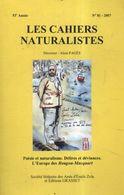 Les Cahiers Naturalistes N°81 : Poésie Et Naturalisme De Alain Pagès (2007) - Libri, Riviste, Fumetti