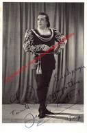 Jean Laffont - Opera Othello - Photo 11,5x17,5cm - Photos