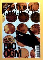 National Geographic N°32 : Les Clefs Du Débat. Bio Ou OGM De Collectif (2002) - Ohne Zuordnung